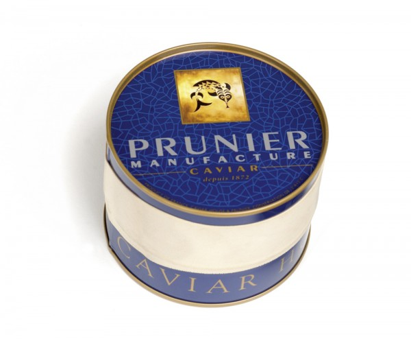 Prunier Malossol Originaldose mit Gummiring