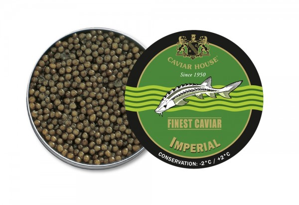Caviar House Finest Caviar Imperial Vakuumdose