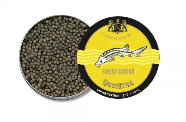 Caviar House Finest Caviar Oscietra Vakuumdose