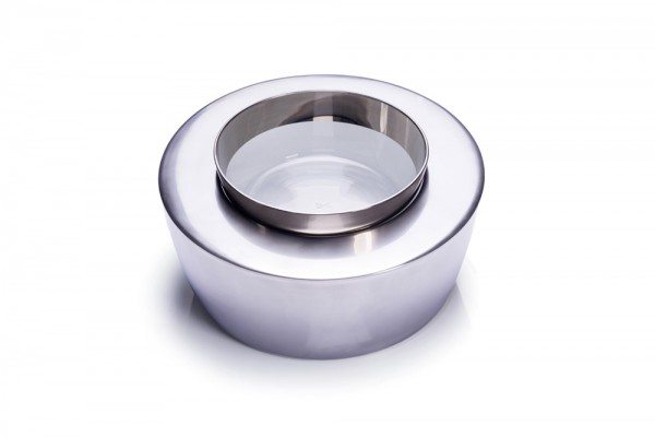Cosmopolitan Caviar Bowl, platinum