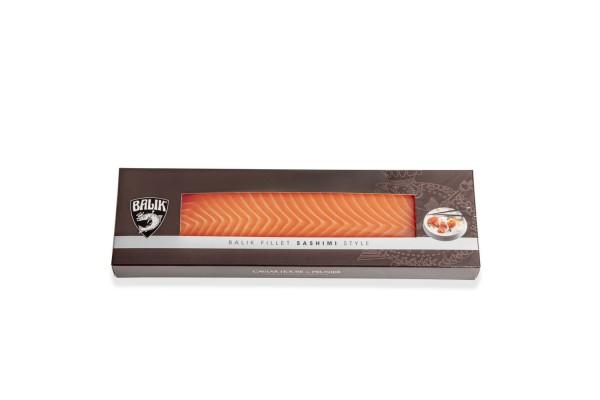 Balik Fillet Sashimi Style