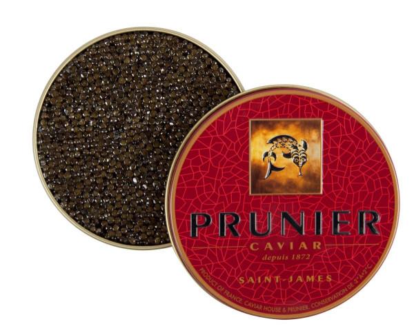 """Prunier Caviar """"St. James"""""""