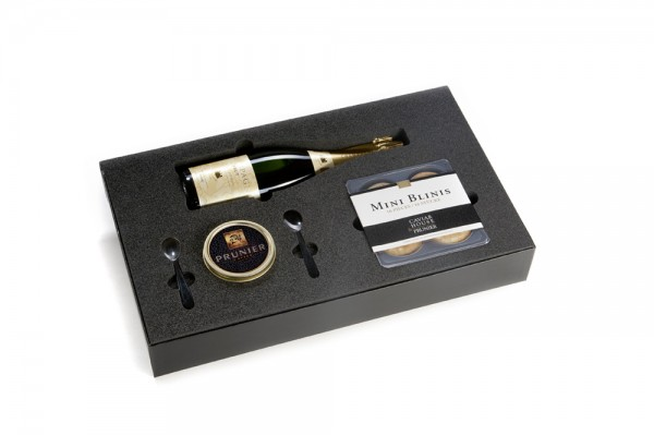 Caviar House & Prunier Geschenkbox