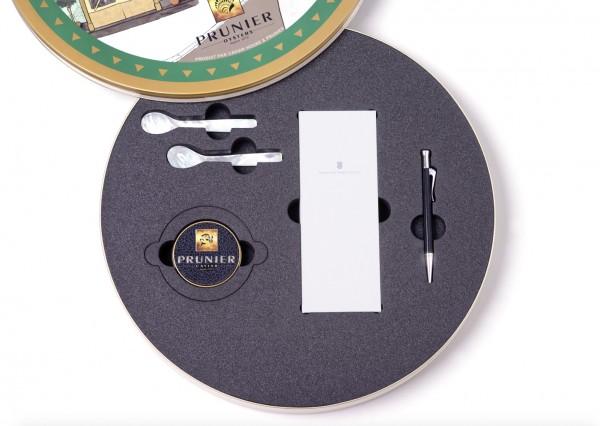 Kooperationsset Graf von Faber-Castell / Caviar House & Prunier