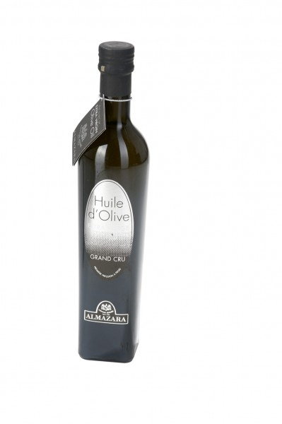 Almazara Extra Virgin, Olivenöl